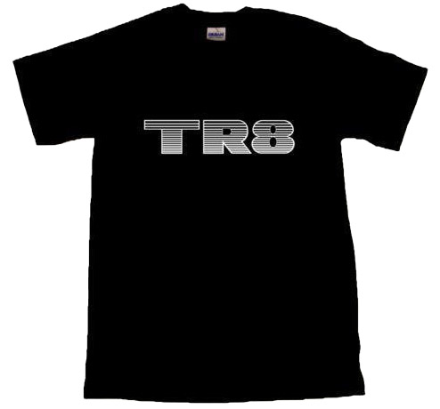 TR8 Decal Shirt